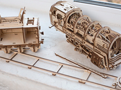 Maquettes UGEARS quand bois devient mécanique