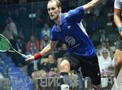 Grégory Gaultier redevient numéro mondial squash