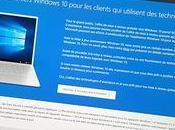 Comment mettre niveau GRATUITEMENT légalement ancienne version Windows vers