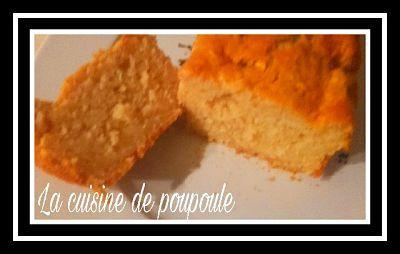 Cake aux pommes vegan au thermomix ou sans