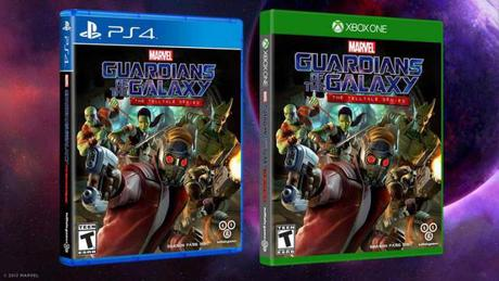 Guardians of the Galaxy: The Telltale Series pour le 18 avril