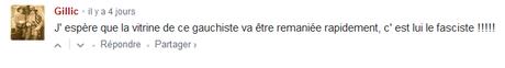 les haters de Breizh Info agressent la Droguerie de Marine #PesteBrune