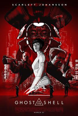 Ghost in the Shell - Rupert Sanders (2017)