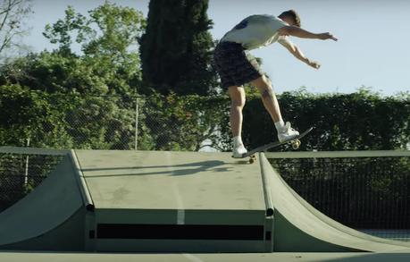 Quand Adidas transforme un court de tennis en skatepark