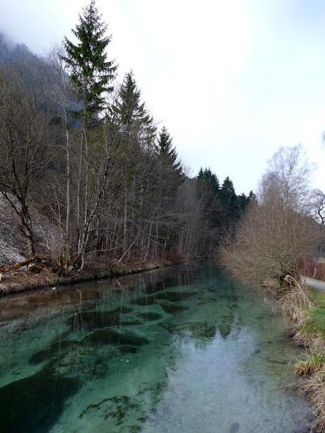 Belles promenades bavaroises: les pâtures marécageuses d'Ettal (Ettaler Weidmoos)