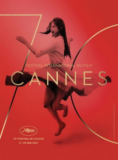 Cinema : 70e Edition du Festival de Cannes, l'affiche