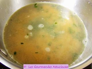 Purée de Potimarron à l'ail rôtis, accompagnée de Kale et de Boulgour aux verts de poireau (Vegan)