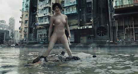 critique ghost in the shell film blog