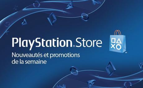 Mise à jour du PlayStation Store du 28 mars 2017