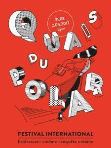 En direct du festival Quais du polar à Lyon