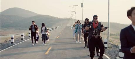 Thaïlande, Campagne de sensibilisation routière pour le jour de l'an/Songkran