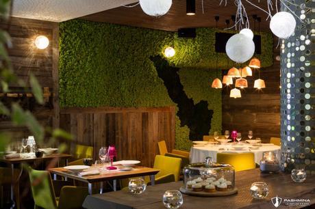 Le restaurant 'Les Explorateurs' de l'Hôtel Pashima 5* obtient sa 1ère étoile au Guide Michelin