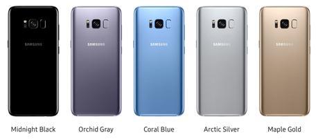 galaxys8couleurs