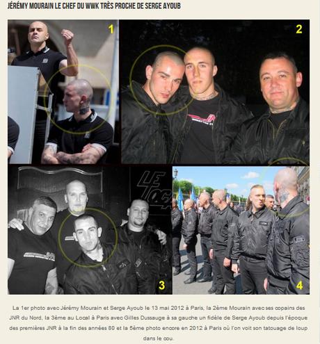 la brune mécanique du #WWK : nazisme, violence et cruauté de jeunes désœuvrés en quête de père #batskin