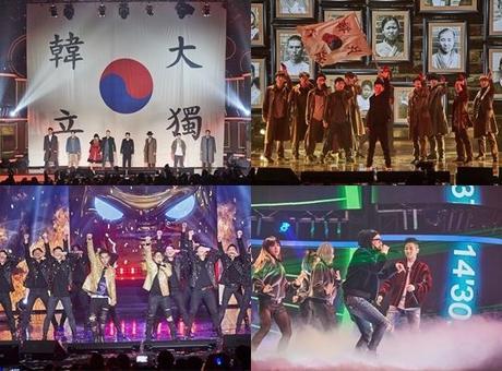 Le hip-hop est à son âge d'or en Corée.