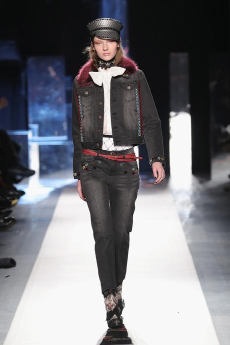 DESIGUAL FW17 New York Fashion Week