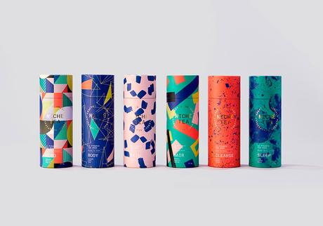 Packaging and identity designed by IWANT