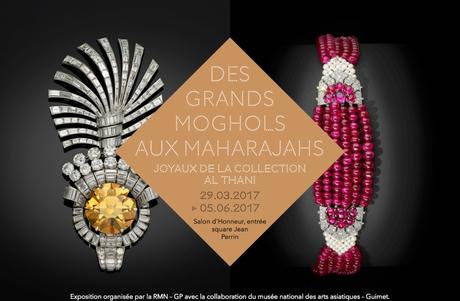 Joyaux, des grands Moghols aux Maradjahs : féerie au Grand Palais