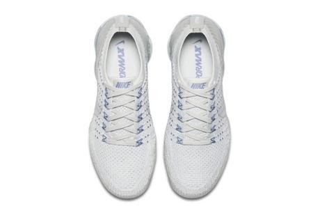 Nike Vapormax White Blue