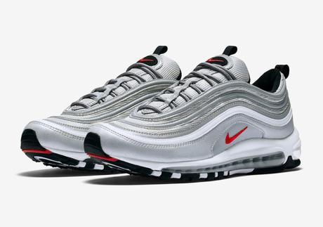 Nike Air Max 97 Silver Bullet
