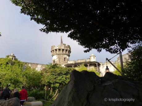 La magie Disney – Le Disneyland parc