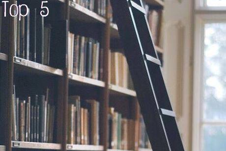 Top 5 #36 Les livres que j'aimerais relire pour la première fois.