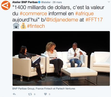 France Fintech 2017 : la révolution de la convergence