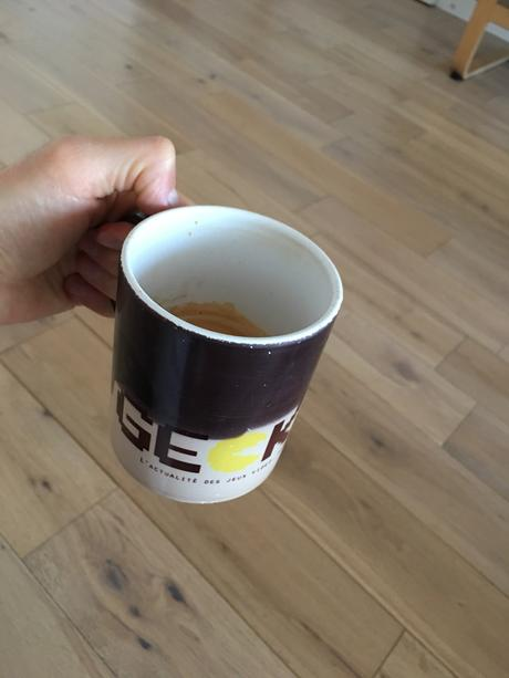Le café est très apprécié du côté des coureurs !