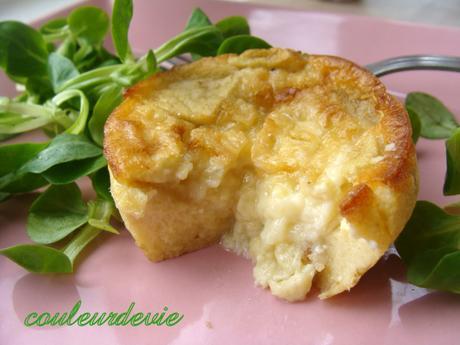 Moelleux au cidre et camembert au Thermomix (ou pas)
