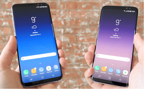 Samsung présente le Galaxy S8