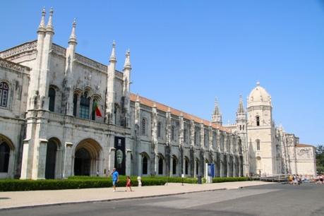 Que faire à Lisbonne : monastère des hyéronimites