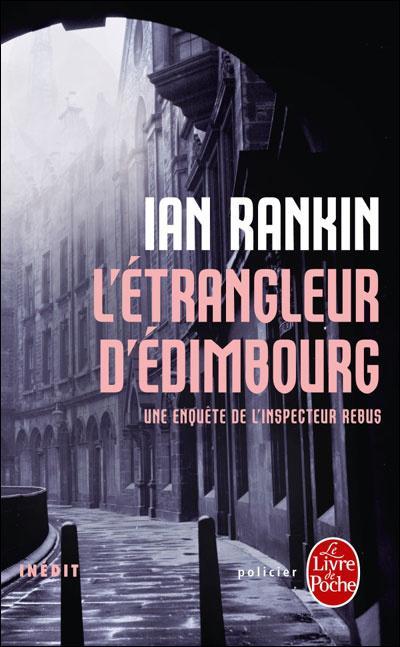 L'étrangleur d'Edimbourg de Ian RANKIN