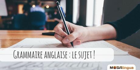 article indéfini anglais et article défini anglais - MosaLingua