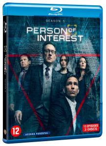 [Test Blu-ray] Person of Interest – Saison 5