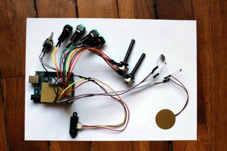 Construire votre boîte à capteurs Arduino