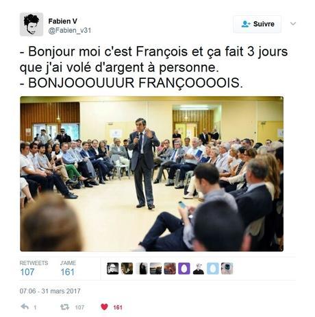 Bonjour François !