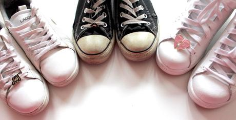 pins baskets sneakers mango