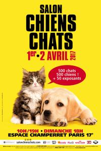 Salon Chiens Chats Paris 2017