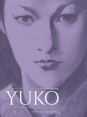 Couverture de Yuko de Ryoichi Ikegami chez Delcourt Tonkam