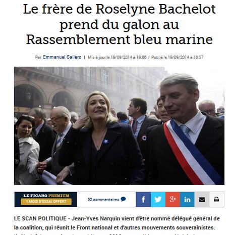 Führer au FHaine : le frère de Roselyne Bachelot perd (encore) ses nerfs… #Taratata #Trust #FN #antifa