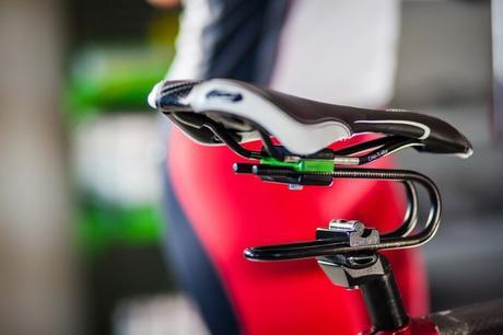 Pour votre postérieur, cette selle de vélo devrait faire l'affaire !