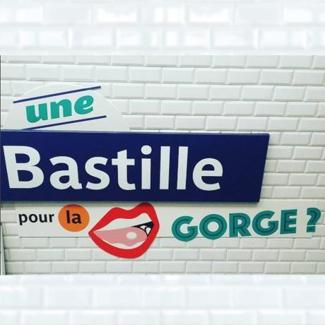 La RATP détourne les noms de 11 stations de métro pour le 1er avril