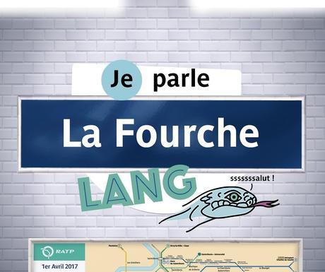 Le poisson d'avril de la RATP
