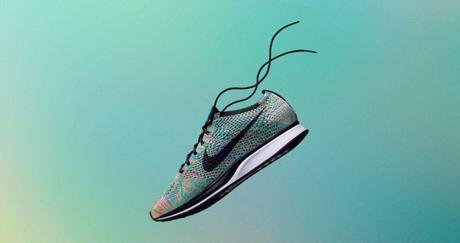 Nike Flyknit Racer Multicolor 2017