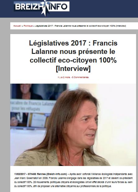 #Lalanne sur un site d'extrême droite #BreizhInfo #PesteBrune