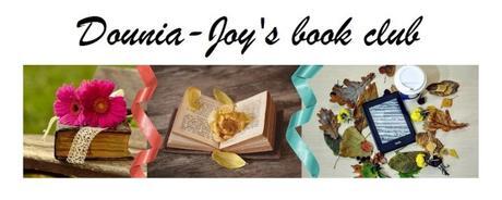 Dounia-Joy's book club, récapitulatif de mars et thème du mois d'avril !