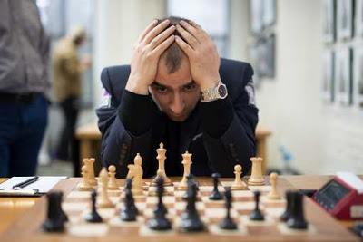 Départ moyen pour Varuzhan Akobian (2645) avec 1,5 point sur 3 aux championnats d'échecs des USA 2017