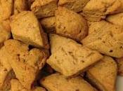 Biscuits apéritif farine sarrasin huile d'olive