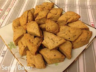 Biscuits apéritif à la farine de sarrasin et huile d'olive