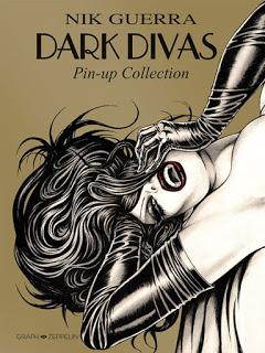 Dark Divas les pin-up de Nik Guerra